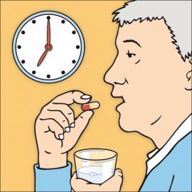 Diarree door antibiotica kind