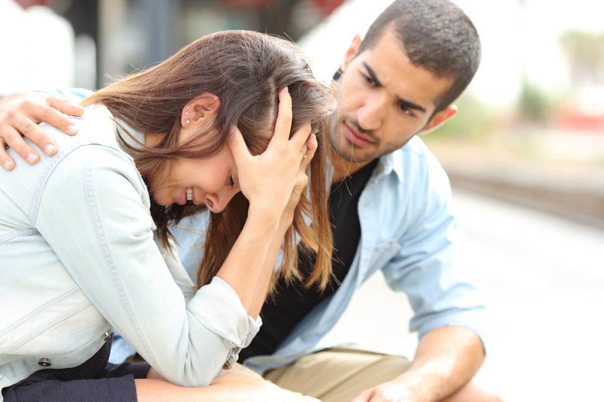 Dingen om te weten voordat dating iemand met een depressie