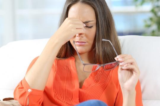 hoofdpijn na zware inspanning